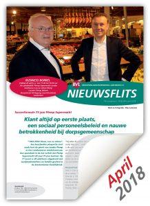 Flits cover april 2018